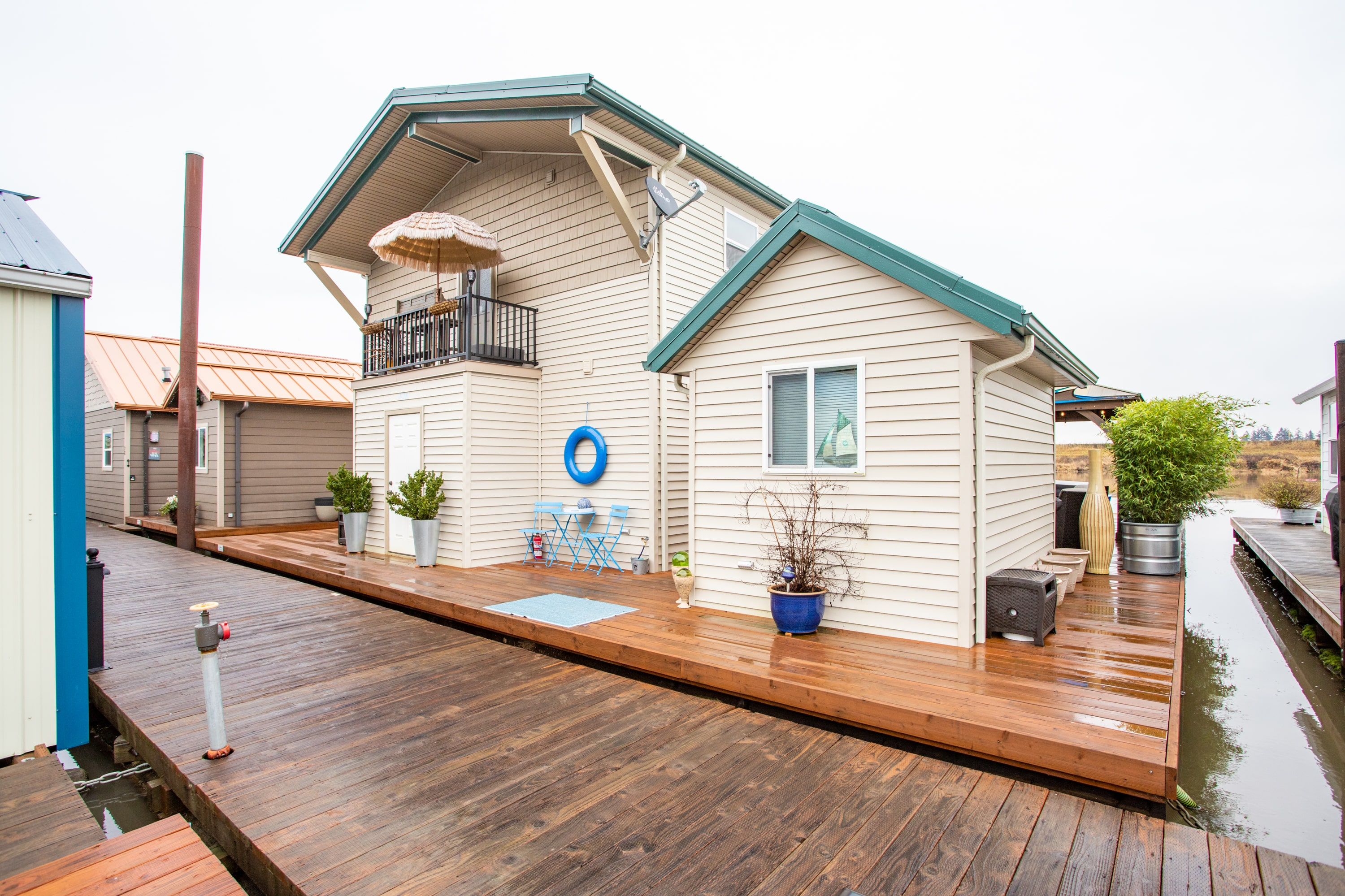 Waterfront A-Frame Bliss!  $429,000
